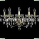 1415B/5/200/XL/G Хрустальное бра Bohemia Ivele Crystal (Богемия), 1415