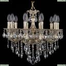 1702/10/175/B/GW Хрустальная подвесная люстра Bohemia Ivele Crystal (Богемия), 1701