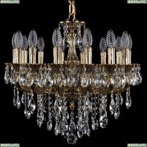 1702/14/175/B/GB Хрустальная подвесная люстра Bohemia Ivele Crystal (Богемия), 1701