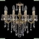 1702/8/175/B/GI Хрустальная подвесная люстра Bohemia Ivele Crystal (Богемия), 1701