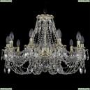 1606/10/240/GW Подвесная люстра Bohemia Ivele Crystal (Богемия), 1606