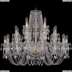 1402/16+8+4/300/G Подвесная люстра Bohemia Ivele Crystal (Богемия), 1402