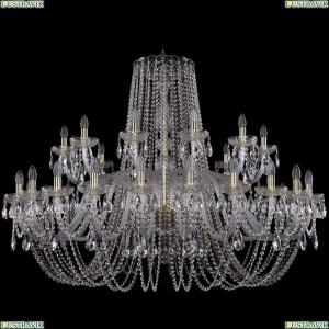 1402/24+12/530/G Подвесная люстра Bohemia Ivele Crystal (Богемия), 1402