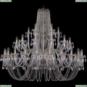 1402/24+12+6/530/G Подвесная люстра Bohemia Ivele Crystal (Богемия), 1402