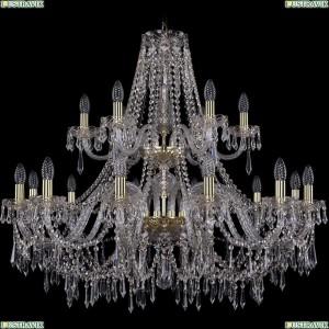 1403/12+6/360/2d/G Подвесная люстра Bohemia Ivele Crystal (Богемия), 1403