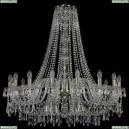 1403/16/360/h-100/Pa Хрустальная подвесная люстра Bohemia Ivele Crystal