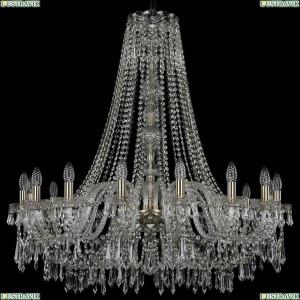 1403/16/360/h-100/Pa Подвесная люстра Bohemia Ivele Crystal (Богемия), 1403