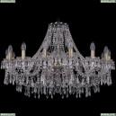 1403/16/360/Pa Хрустальная подвесная люстра Bohemia Ivele Crystal (Богемия), 1403