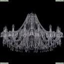 1403/16/400/Ni Хрустальная подвесная люстра Bohemia Ivele Crystal (Богемия), 1403