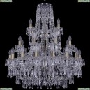 1403/16+8+4/300/3d/Pa Хрустальная подвесная люстра Bohemia Ivele Crystal (Богемия), 1403