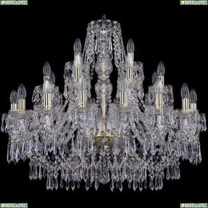 1403/16+8+4/300/G Подвесная люстра Bohemia Ivele Crystal (Богемия), 1403