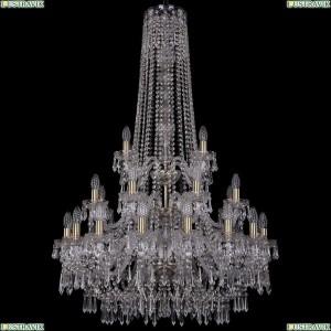 1403/16+8+4/300/h-130/3d/Pa Подвесная люстра Bohemia Ivele Crystal (Богемия), 1403