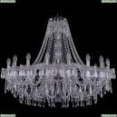 1403/20/400/h-92/Pa Хрустальная подвесная люстра Bohemia Ivele Crystal (Богемия), 1403