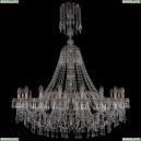 1403/20/400/XL-133/Pa Хрустальная подвесная люстра Bohemia Ivele Crystal (Богемия), 1403