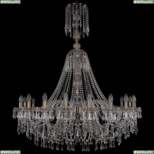 1403/20/400/XL-133/Pa Подвесная люстра Bohemia Ivele Crystal (Богемия), 1403