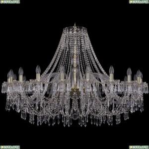 1403/20/460/G Подвесная люстра Bohemia Ivele Crystal (Богемия), 1403
