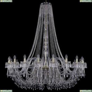 1403/20/530/h-160/G Подвесная люстра Bohemia Ivele Crystal (Богемия), 1403