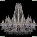 1403/20+10/400/G Хрустальная подвесная люстра Bohemia Ivele Crystal (Богемия), 1403