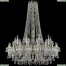 1403/20+10/400/h-117/G Хрустальная подвесная люстра Bohemia Ivele Crystal