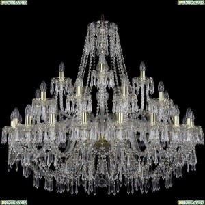 1403/20+10+5/400/G Подвесная люстра Bohemia Ivele Crystal (Богемия), 1403