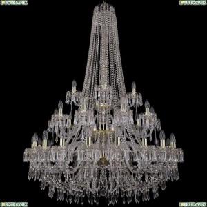 1403/20+10+5/400/h-160/3d/G Подвесная люстра Bohemia Ivele Crystal (Богемия), 1403