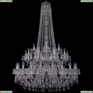 1403/20+10+5/400/h-164/2d/Ni Подвесная люстра Bohemia Ivele Crystal (Богемия), 1403