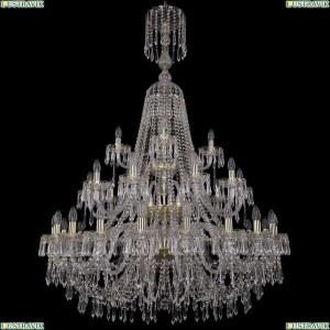 1403/20+10+5/400/XL-160/3d/G Подвесная люстра Bohemia Ivele Crystal (Богемия), 1403