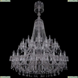 1403/20+10+5/400/XL-164/2d/Ni Подвесная люстра Bohemia Ivele Crystal (Богемия), 1403