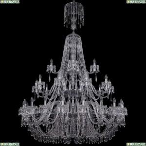 1403/20+10+5/530/XL-203/3d/Ni Подвесная люстра Bohemia Ivele Crystal (Богемия), 1403