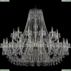 1403/24+12/530/G Подвесная люстра Bohemia Ivele Crystal (Богемия), 1403