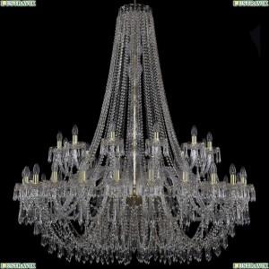1403/24+12/530/h-160/G Подвесная люстра Bohemia Ivele Crystal (Богемия), 1403