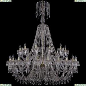 1403/24+12/530/XL-160/G Подвесная люстра Bohemia Ivele Crystal (Богемия), 1403