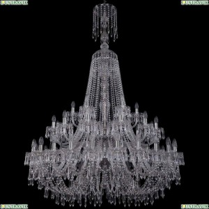 1403/24+12+6/460/XL-177/2d/Ni Подвесная люстра Bohemia Ivele Crystal (Богемия), 1403