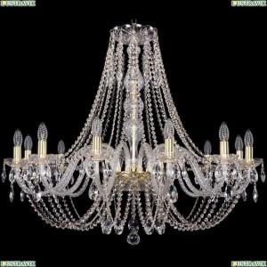 1406/12/360/h-90/G Подвесная люстра Bohemia Ivele Crystal (Богемия), 1406