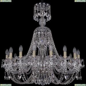 1406/16/300/XL-89/Pa Подвесная люстра Bohemia Ivele Crystal (Богемия), 1406