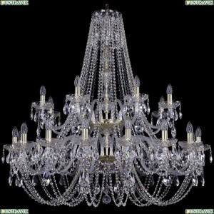 1406/16+8/400/2d/G Подвесная люстра Bohemia Ivele Crystal (Богемия), 1406