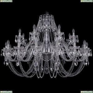 1406/16+8/460/Ni Подвесная люстра Bohemia Ivele Crystal (Богемия), 1406
