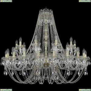 1406/20+10/400/h-101/G Подвесная люстра Bohemia Ivele Crystal (Богемия), 1406