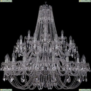 1406/20+10+5/400/2d/Ni Подвесная люстра Bohemia Ivele Crystal (Богемия), 1406