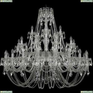 1406/20+10+5/460/Ni Подвесная люстра Bohemia Ivele Crystal (Богемия), 1406
