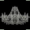 1409/12/360/Ni Хрустальная подвесная люстра Bohemia Ivele Crystal (Богемия), 1409