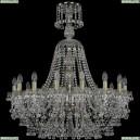 1409/16/300/XL-96/Pa Хрустальная подвесная люстра Bohemia Ivele Crystal (Богемия), 1409