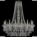 1409/16/360/h-96/Pa Хрустальная подвесная люстра Bohemia Ivele Crystal (Богемия), 1409