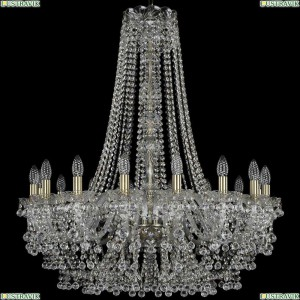 1409/16/360/h-96/Pa Подвесная люстра Bohemia Ivele Crystal (Богемия), 1409