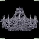 1409/16/360/Ni Хрустальная подвесная люстра Bohemia Ivele Crystal (Богемия), 1409