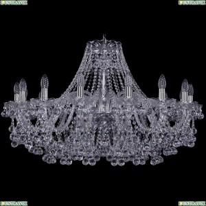 1409/16/360/Ni Подвесная люстра Bohemia Ivele Crystal (Богемия), 1409