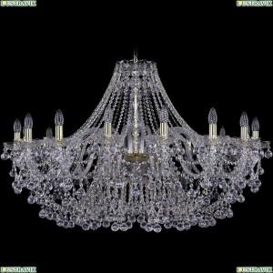 1409/16/400/G Подвесная люстра Bohemia Ivele Crystal (Богемия), 1409