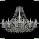 1409/16/460/Ni Хрустальная подвесная люстра Bohemia Ivele Crystal (Богемия), 1409
