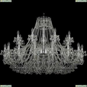 1409/16+8/460/Ni Подвесная люстра Bohemia Ivele Crystal (Богемия), 1409