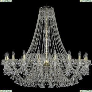 1409/20/460/h-118/G Подвесная люстра Bohemia Ivele Crystal (Богемия), 1409